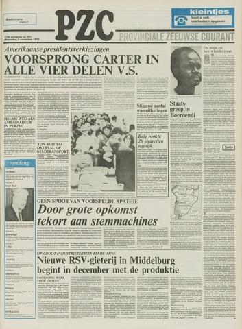 Provinciale Zeeuwse Courant 1976-11-03