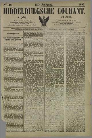 Middelburgsche Courant 1887-06-24