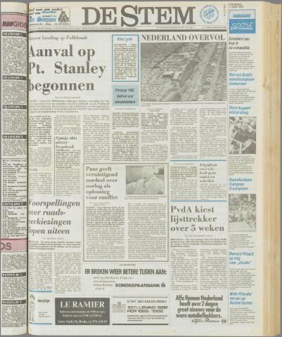 de Stem 1982-06-01