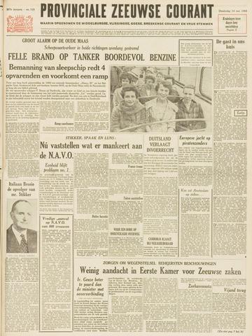 Provinciale Zeeuwse Courant 1964-05-14