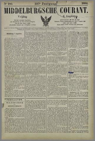 Middelburgsche Courant 1884-08-08