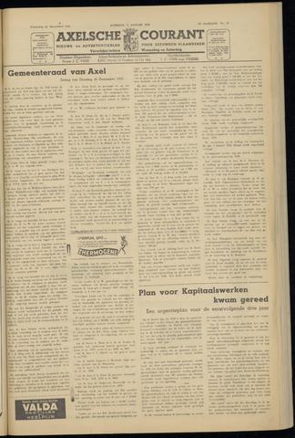 Axelsche Courant 1953