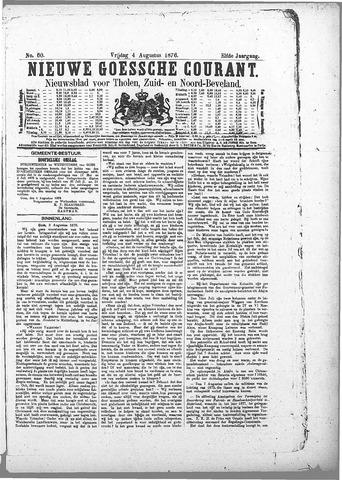 Nieuwe Goessche Courant 1876-08-04