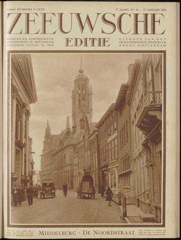 Ons Zeeland / Zeeuwsche editie 1930-01-17