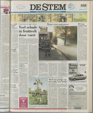 de Stem 1997-04-22