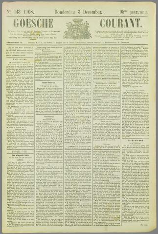 Goessche Courant 1908-12-03