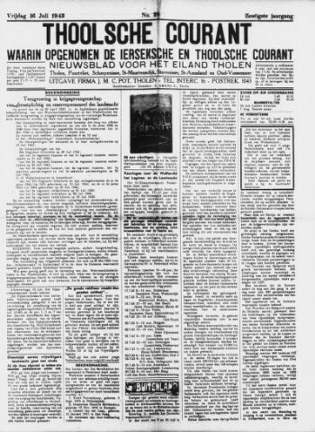 Ierseksche en Thoolsche Courant 1943-07-16