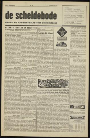 Scheldebode 1966-08-05