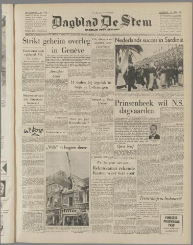 de Stem 1959-05-30