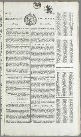 Zierikzeesche Courant 1824-10-22