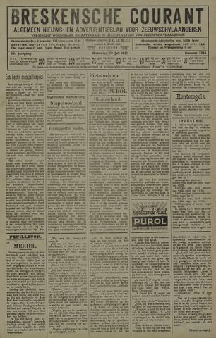 Breskensche Courant 1927-07-20