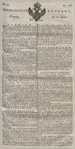 Middelburgsche Courant 1777-03-18