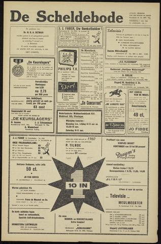 Scheldebode 1960-01-07