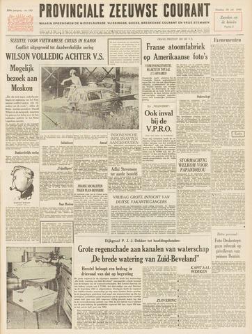 Provinciale Zeeuwse Courant 1965-07-20