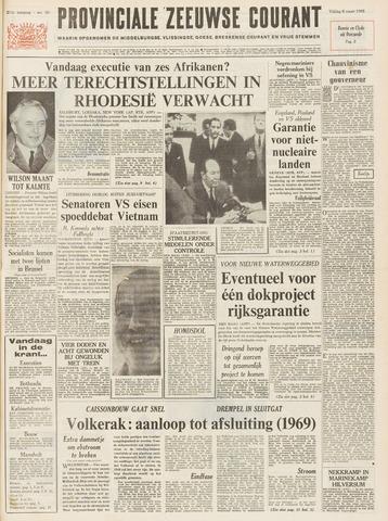Provinciale Zeeuwse Courant 1968-03-08