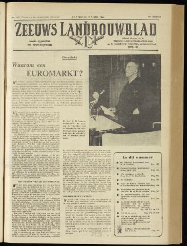 Zeeuwsch landbouwblad ... ZLM land- en tuinbouwblad 1960-04-02