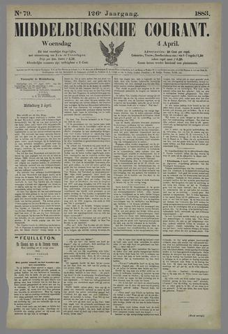 Middelburgsche Courant 1883-04-04