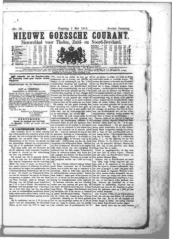 Nieuwe Goessche Courant 1872-05-07