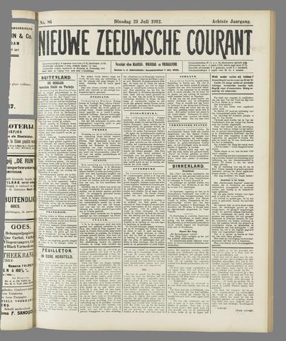 Nieuwe Zeeuwsche Courant 1912-07-23