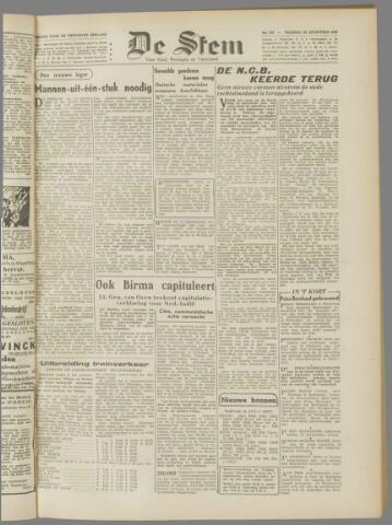 de Stem 1945-08-24