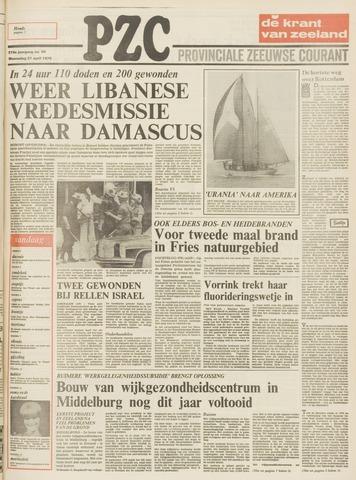 Provinciale Zeeuwse Courant 1976-04-21