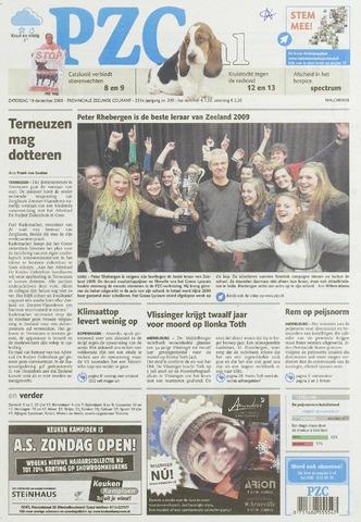 Provinciale Zeeuwse Courant 2009-12-19