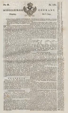 Middelburgsche Courant 1762-06-08