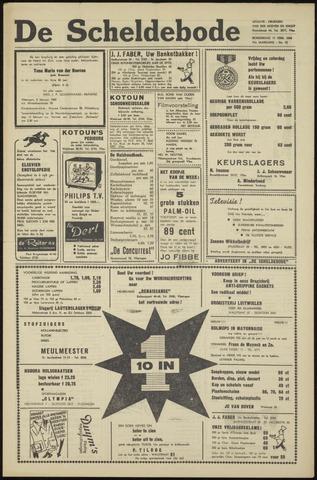 Scheldebode 1960-02-11