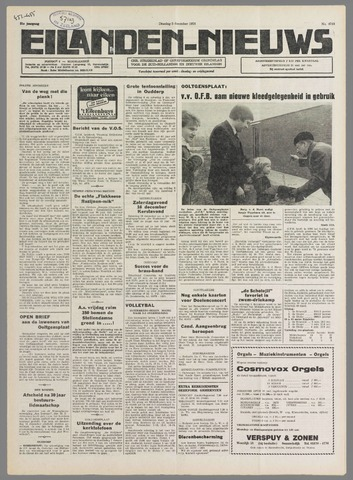 Eilanden-nieuws. Christelijk streekblad op gereformeerde grondslag 1978-12-05