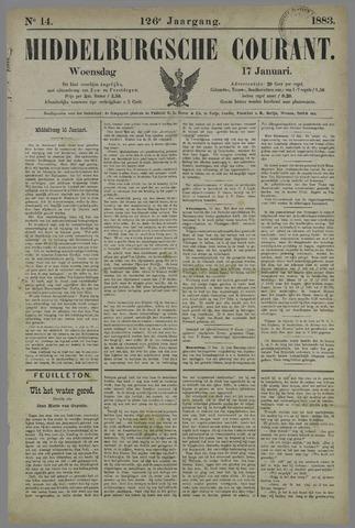 Middelburgsche Courant 1883-01-17