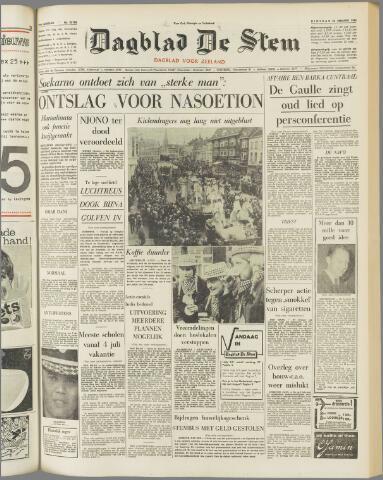 de Stem 1966-02-22