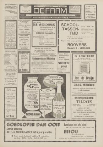 de Faam en de Faam/de Vlissinger 1963-08-23
