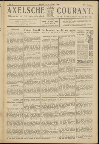 Axelsche Courant 1940-04-05
