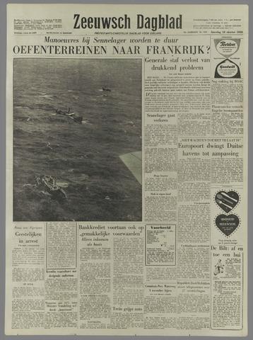 Zeeuwsch Dagblad 1958-10-18