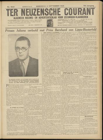 Ter Neuzensche Courant. Algemeen Nieuws- en Advertentieblad voor Zeeuwsch-Vlaanderen / Neuzensche Courant ... (idem) / (Algemeen) nieuws en advertentieblad voor Zeeuwsch-Vlaanderen 1936-09-09
