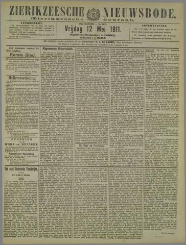 Zierikzeesche Nieuwsbode 1911-05-12