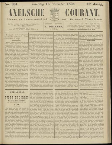 Axelsche Courant 1895-11-16