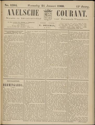 Axelsche Courant 1900-01-24