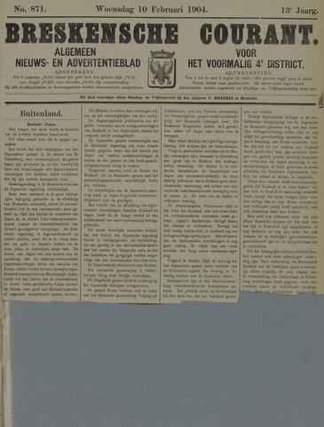 Breskensche Courant 1904-02-10