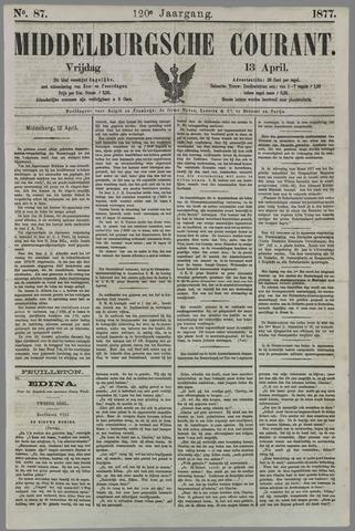 Middelburgsche Courant 1877-04-13