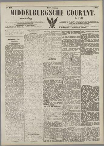 Middelburgsche Courant 1902-07-09