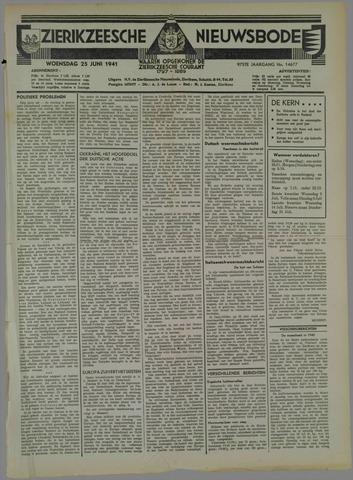 Zierikzeesche Nieuwsbode 1941-06-19
