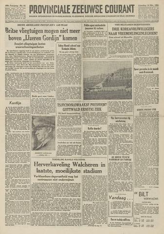 Provinciale Zeeuwse Courant 1953-03-14