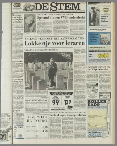 de Stem 1990-05-03