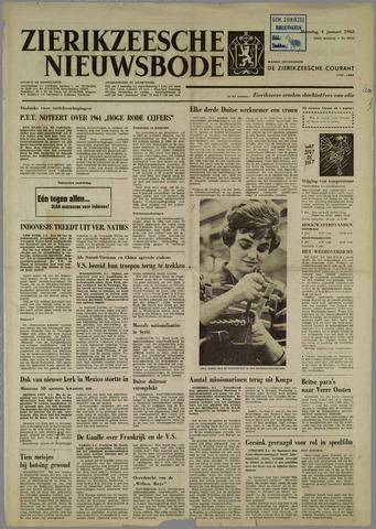 Zierikzeesche Nieuwsbode 1965