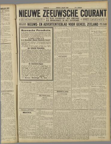 Nieuwe Zeeuwsche Courant 1926-03-02