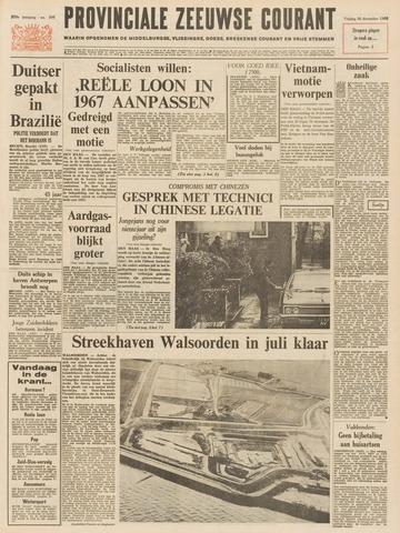 Provinciale Zeeuwse Courant 1966-12-30