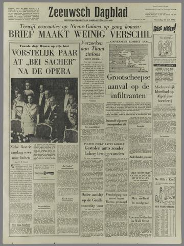 Zeeuwsch Dagblad 1962-05-23