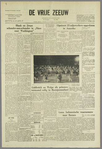 de Vrije Zeeuw 1963-08-29