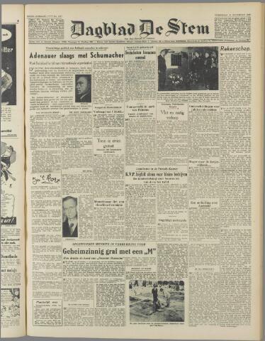 de Stem 1949-11-16